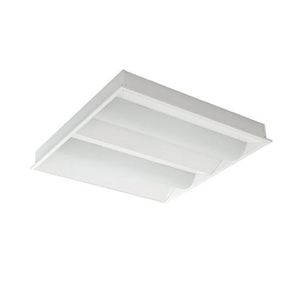 39W Recessed LED Panel - 600x600 - 3490lm - 5000K - Twin Diffuser