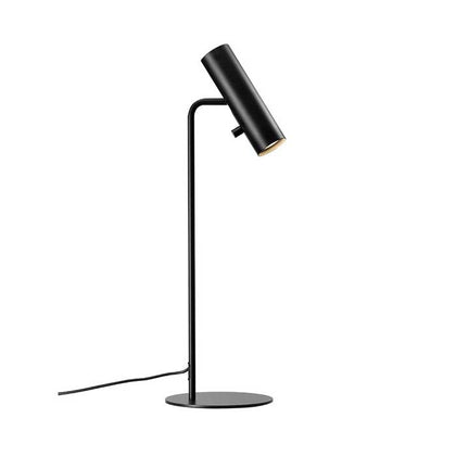 DFTP MIB6 Table Lamp Fixture - Black