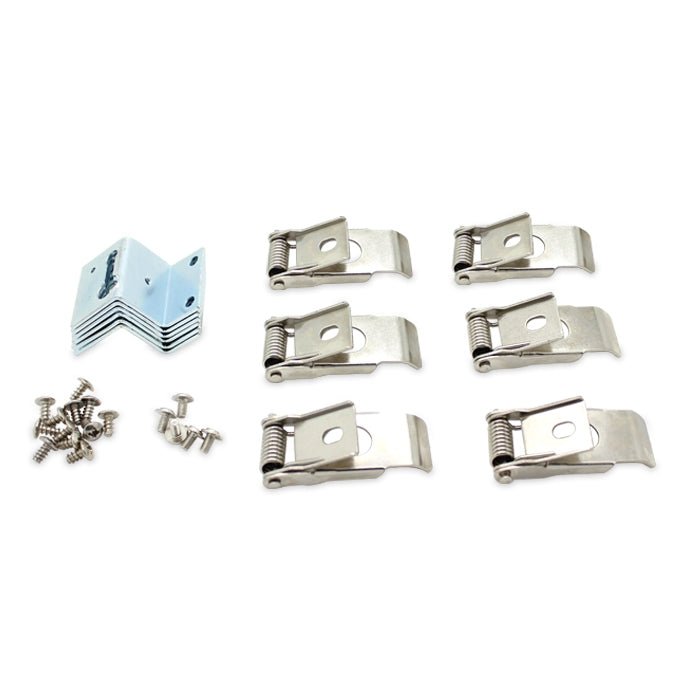 Spring Clip Set For LED Panels - 6 Pack