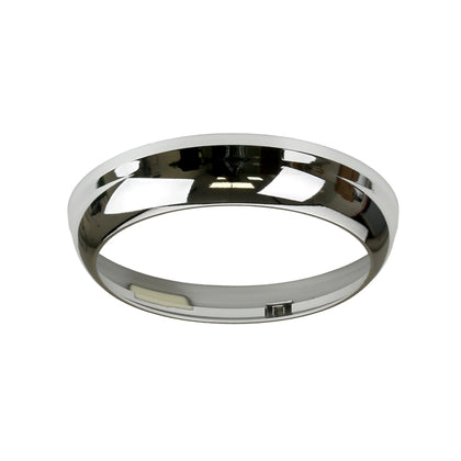 Bezel For 2D LED Bulkhead - Chrome