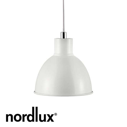Nordlux Pop Suspended Ceiling Fitting - White