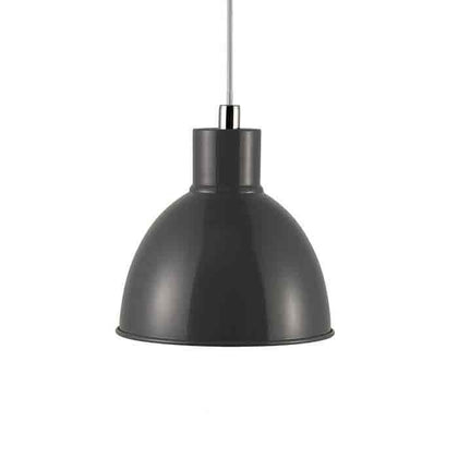 Nordlux Pop Pendant Light Fixture - Anthracite