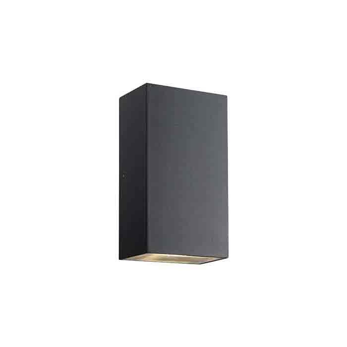 Nordlux Rold Outdoor Box Wall Fitting - IP44 - Black