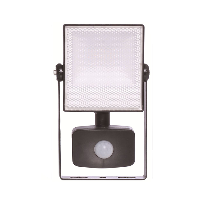 Energizer 10W LED SMD LED Flood Light - 6500K - PIR Sensor