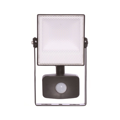 Energizer 10W LED Outdoor Security Floodlight - PIR Sensor - 6500K