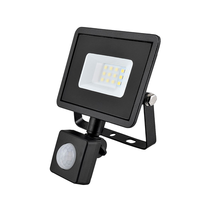 Eveready 10W SMD LED Flood Light - 4000K - PIR Sensor