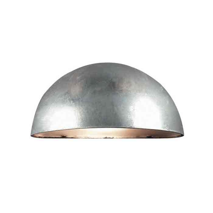 Nordlux Scorpius Outdoor Wall Light Fixture - Galvanized