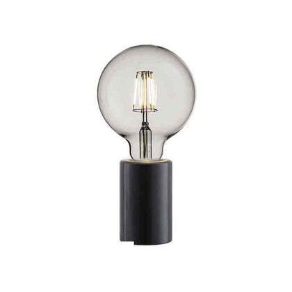 Nordlux Siv Table Lamp Fixture - Black