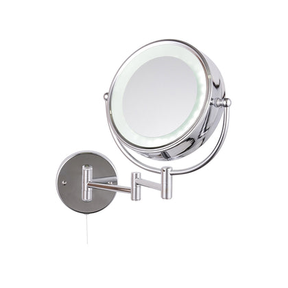 Spa Wall Light/Mirror Fixture - Chrome