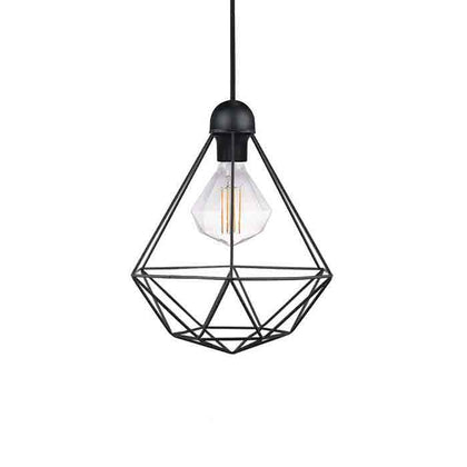 Nordlux Tees Pendant Light Fixture - Caged
