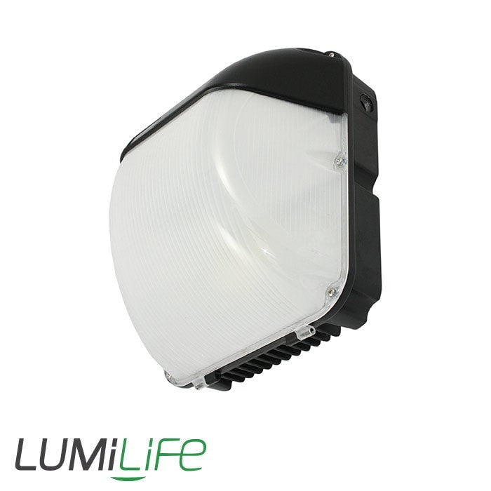 30W IP65 LED Wallpack - Opal Diffuser