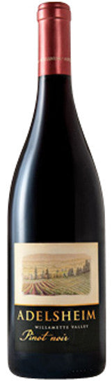 Willamette Valley Pinot Noir, Adelsheim