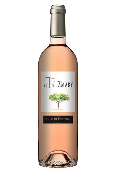 Le T de Tamary Rose, Domaine de Tamary