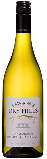 Unoaked Chardonnay, Lawson's Dry Hills