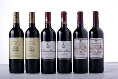 The Superb-seconds of Bordeaux 2009