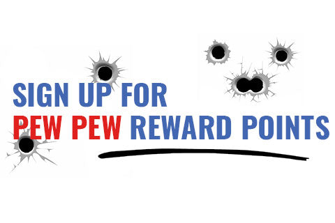Pew Pew Sign Up Points