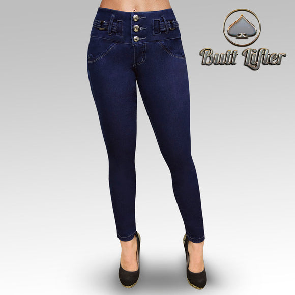 Jeans BL-3109 Rinse Skinny