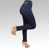 Jeans MJ-3115 Dirty Peto-Recto