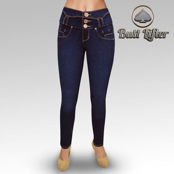 Jeans BL-3227 Rinse Recto