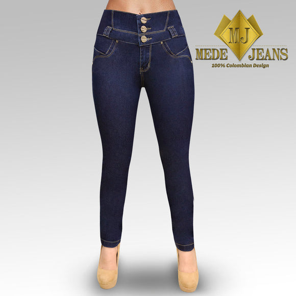 Jeans MJ-3254 Oscuro Recto