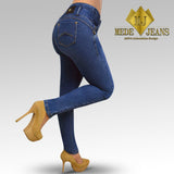 Jeans MJ-3258 Medio Recto