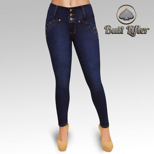 Jeans BL-3228 Rinse Skinny