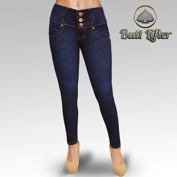 Jeans BL-3229 Rinse Skinny
