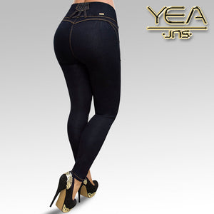 Jeans YEA-5118 Dirty Skinny