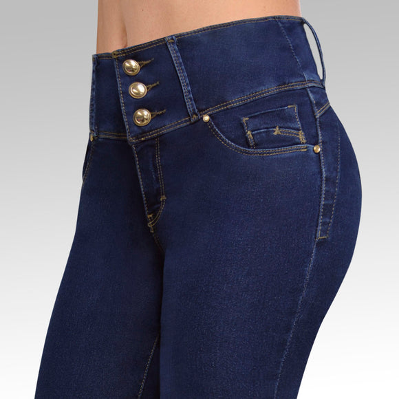 Jeans YEA-5147 Stone Skinny