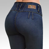 Jeans YEA-5143 Dirty Skinny