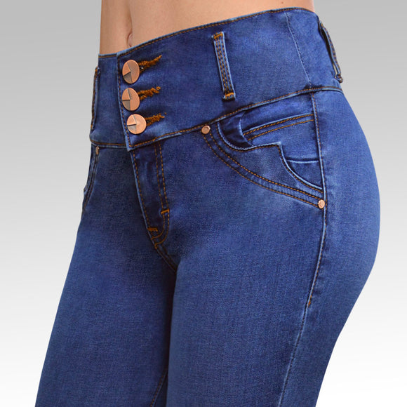 Jeans YEA-5146 Stone Skinny