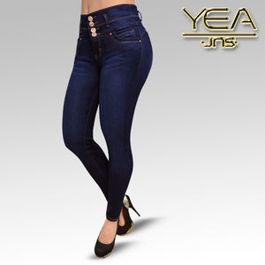 Jeans YEA-5149 Rinse Skinny