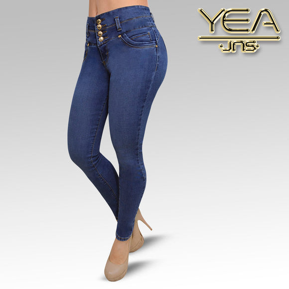 Jeans YEA-5149 Stone Skinny