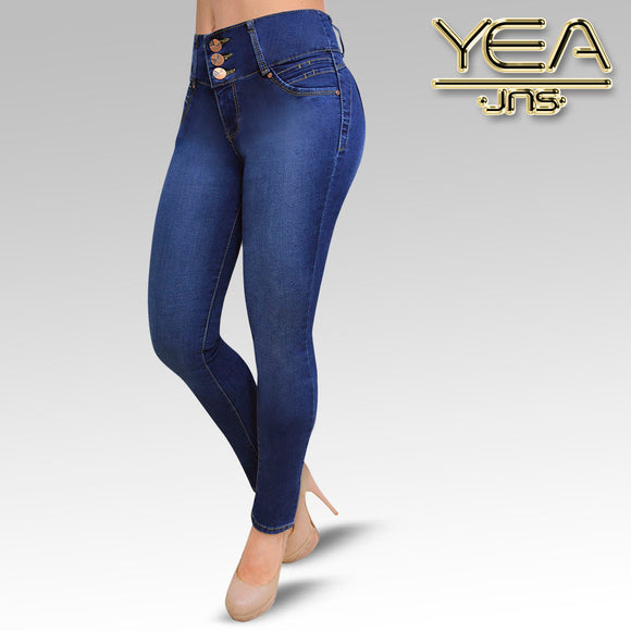 Jeans YEA-5150 Stone Skinny