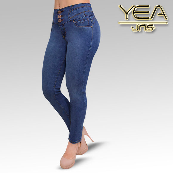 Jeans YEA-5151 Stone Skinny