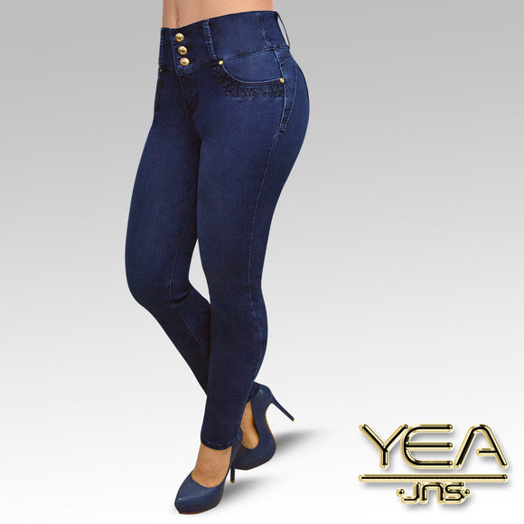 Jeans YEA-5155 Stone Recto