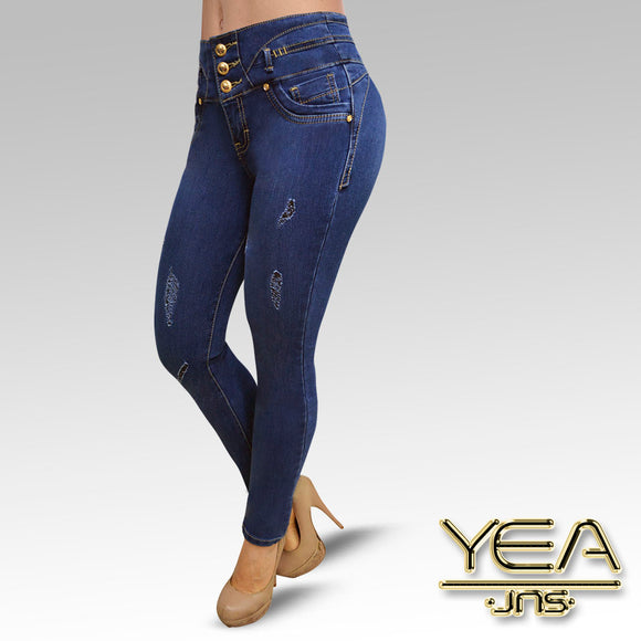 Jeans YEA-5156 Stone Skinny