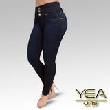 Jeans YEA-5158 Dark Recto