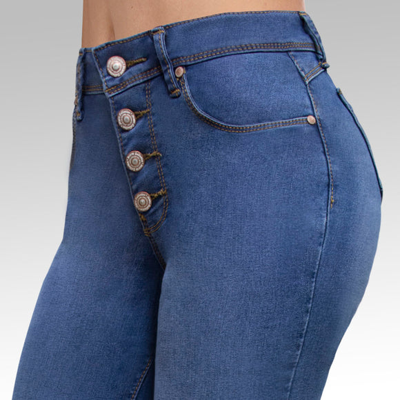 Jeans YEA-5160 Stone Skinny