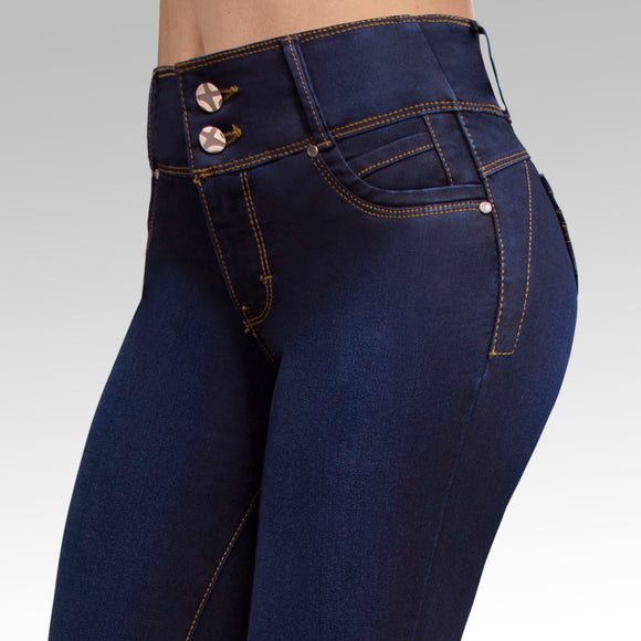 Jeans YEA-5161 Rinse Skinny