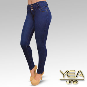 Jeans YEA-5164 Rinse Skinny
