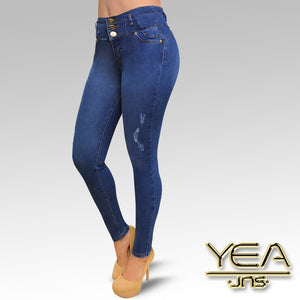 Jeans YEA-5164 Stone Skinny