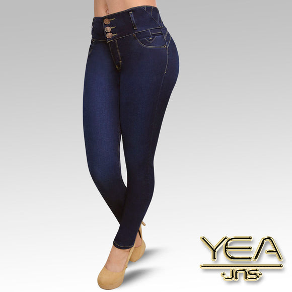 Jeans YEA-5166 Rinse Skinny