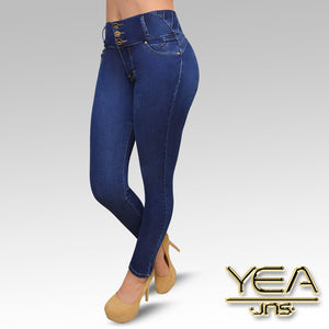 Jeans YEA-5166 Stone Skinny