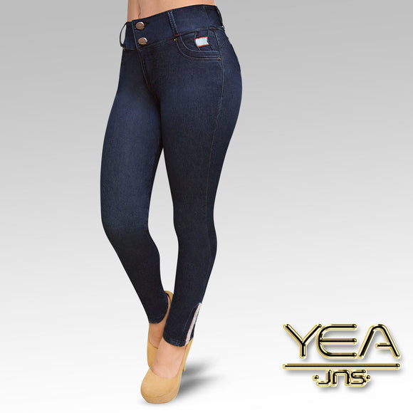Jeans YEA-5167 Dirty Skinny