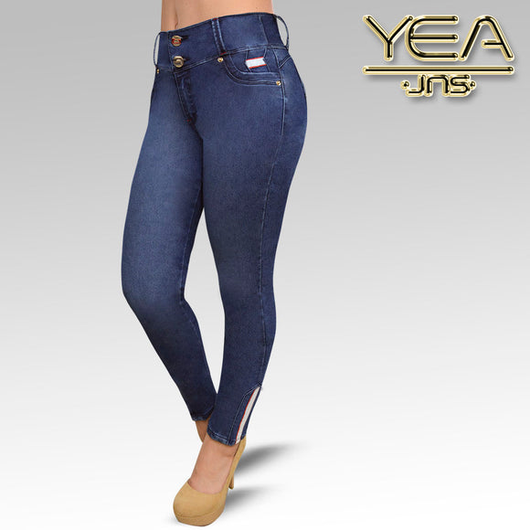 Jeans YEA-5167 Stone Skinny