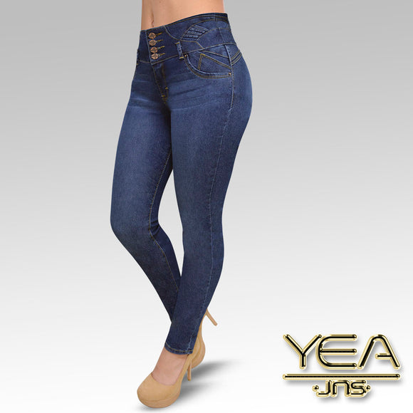 Jeans YEA-5169 Stone Skinny
