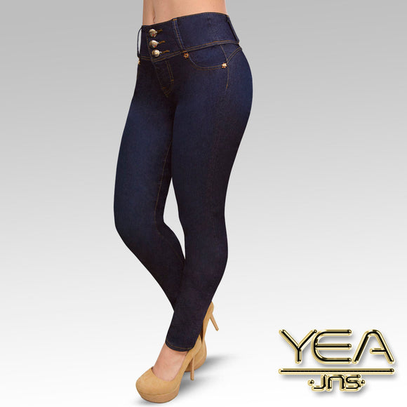 Jeans YEA-5170 Rinse Skinny