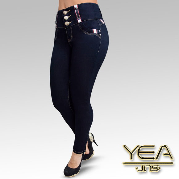 Jeans YEA-5072 Rinse Recto
