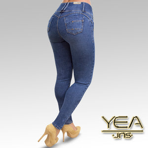 Jeans YEA-5172 Stone Skinny
